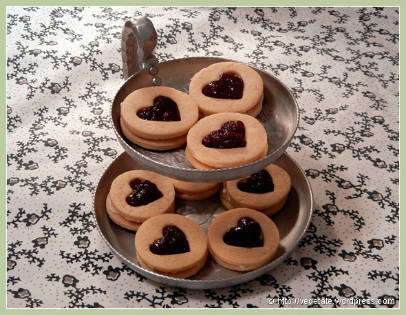 Cherry Cheesecake Sugar Cookies - From Vegetate, Vegan Cooking & Food Blog
