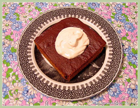Ninja Ginga' Bread - From Vegetate, Vegan Cooking & Food Blog