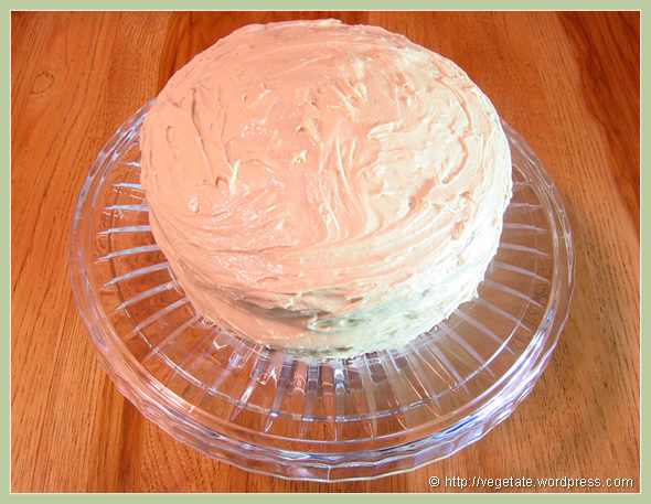Red Velvet Cake - from Vegetate, Vegan Cooking and Food Blog