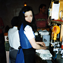 Waitressing
