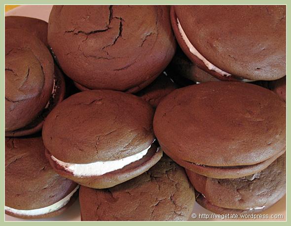 Whoopie Pies - from Vegetate, Vegan Cooking and Food Blog