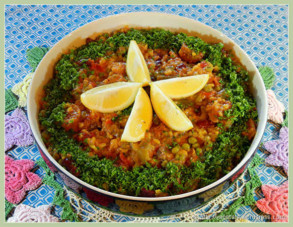Paella ~ From Vegetate, Vegan Cooking & Food Blog