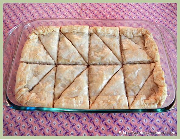 Spanikopita ~ From Vegetate, Vegan Cooking & Food Blog