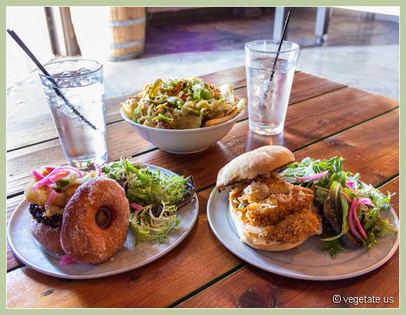 Hella Vegan Eats Popup Dinner ~ From Vegetate, Vegan Cooking & Food Blog