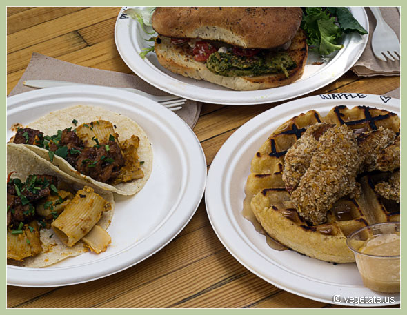 Another Great Hella Vegan Eats Popup ~ From Vegetate, Vegan Cooking & Food Blog